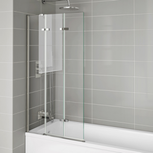 bath shower screens Lavender Bay